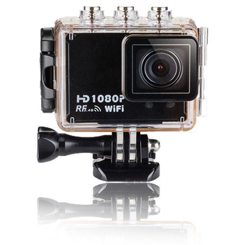 HD 1080p WIFI High Speed Waterproof Action & Sports Cam | Cameras ...