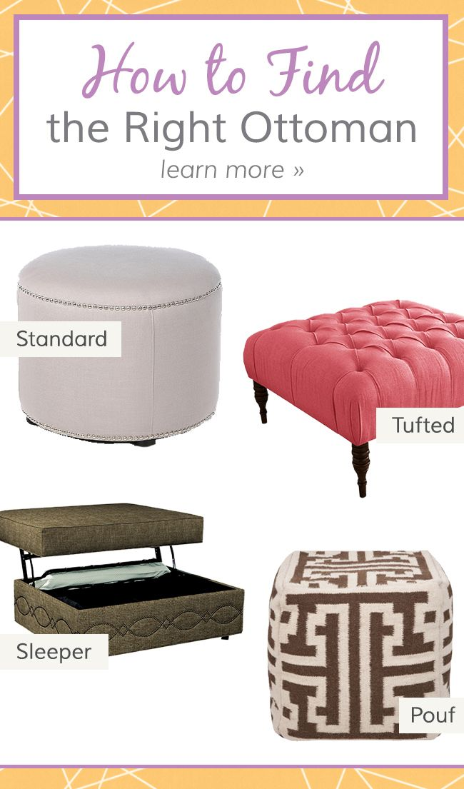 Design Your Own Living Room Online Free: From Small, Circular Storage Ottomans To Large