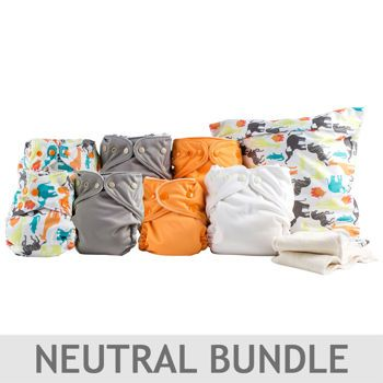 FuzziBunz Cloth Diaper System
