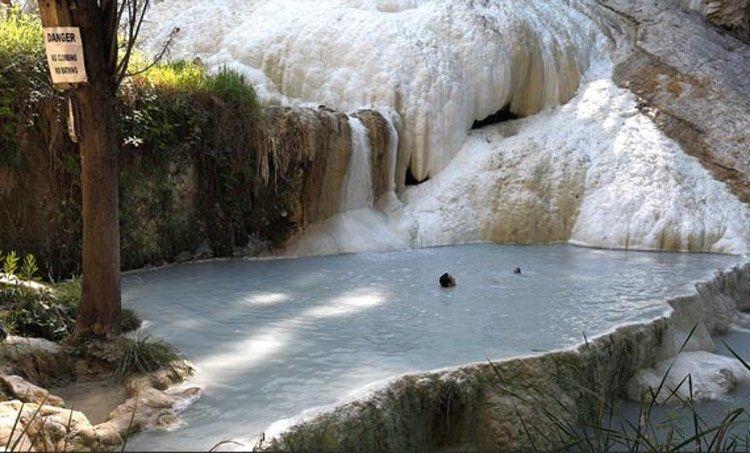 Terme In Toscana Le Sorgenti Di Acqua Calda All Aperto Di