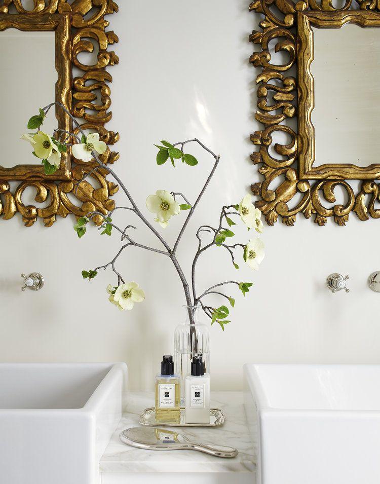 Powder Room By Amy Kartheiser Design: AmyMeier_Guest Bathroom Detail.jpg