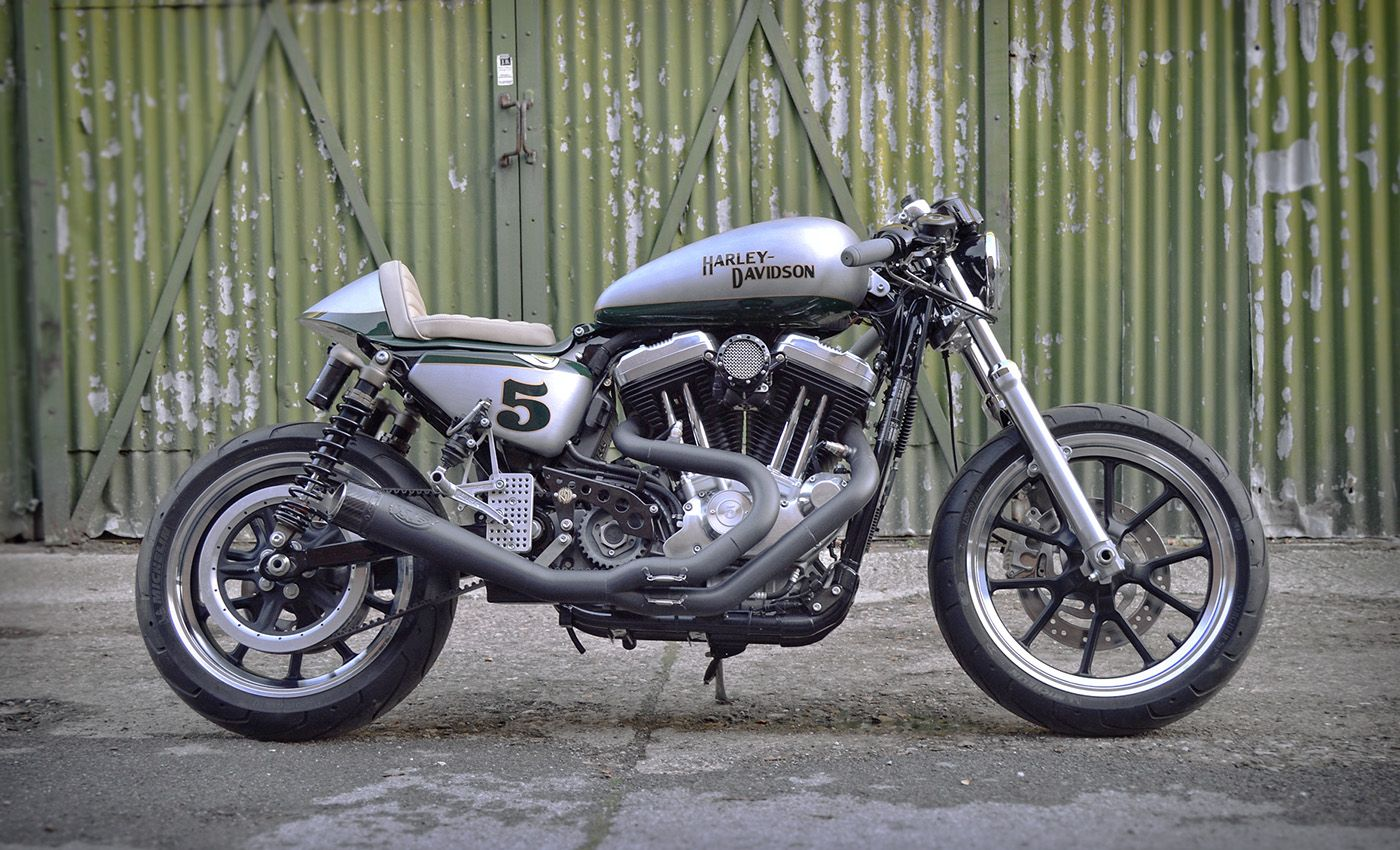 maidstone h-d cafe racer - the bike shed | hd | pinterest | cafes