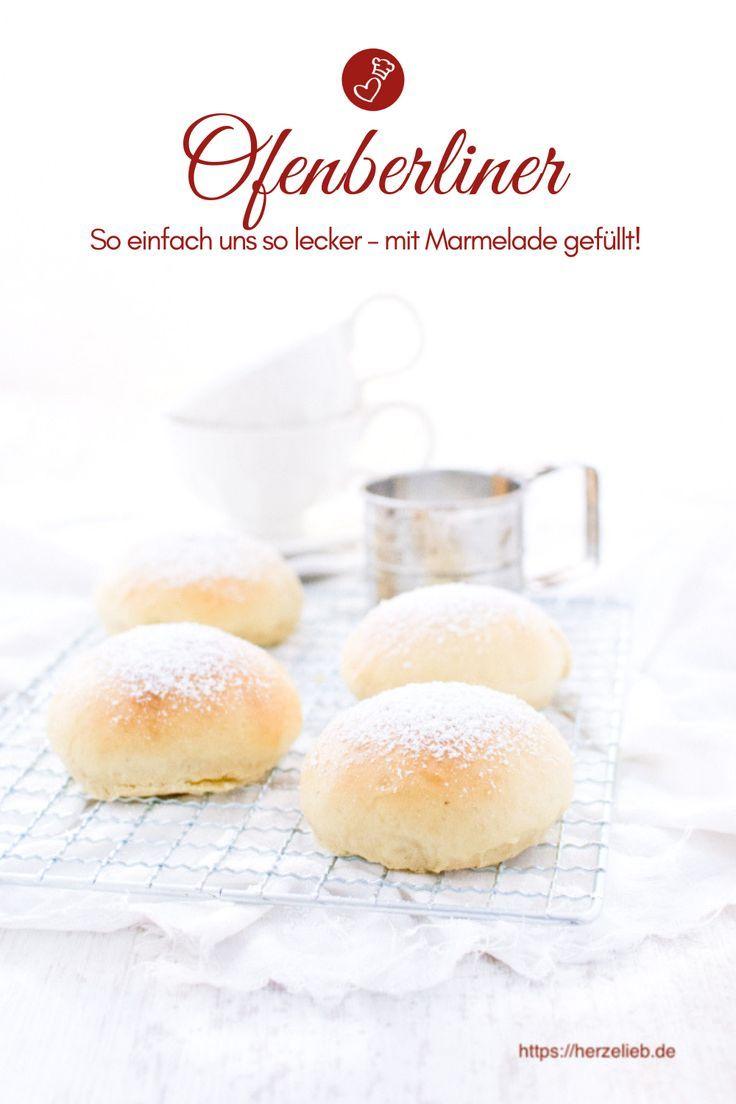Ofenberliner Rezept - Leckere Kuchen aus dem Backofen