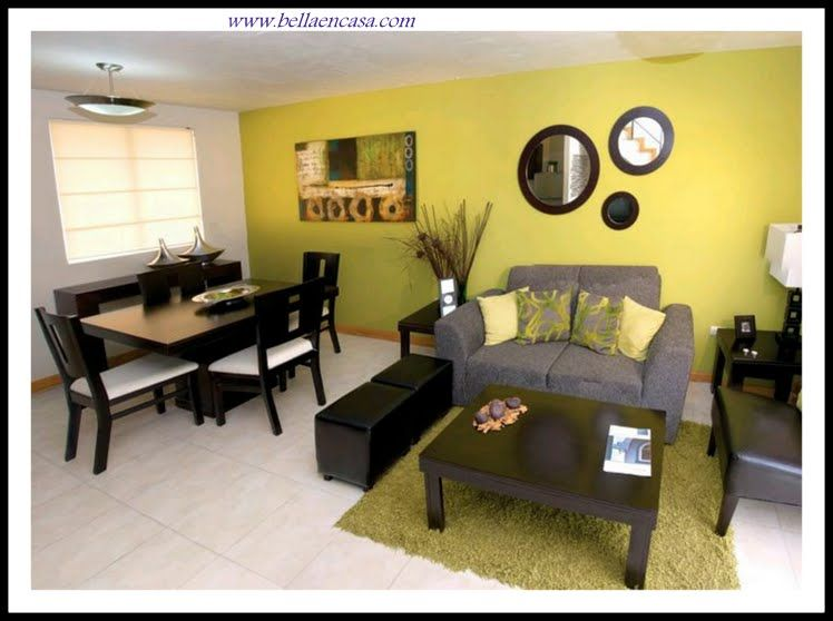 Resultado de imagen para decoracion de casas peque as for Decoraciones de casas por dentro