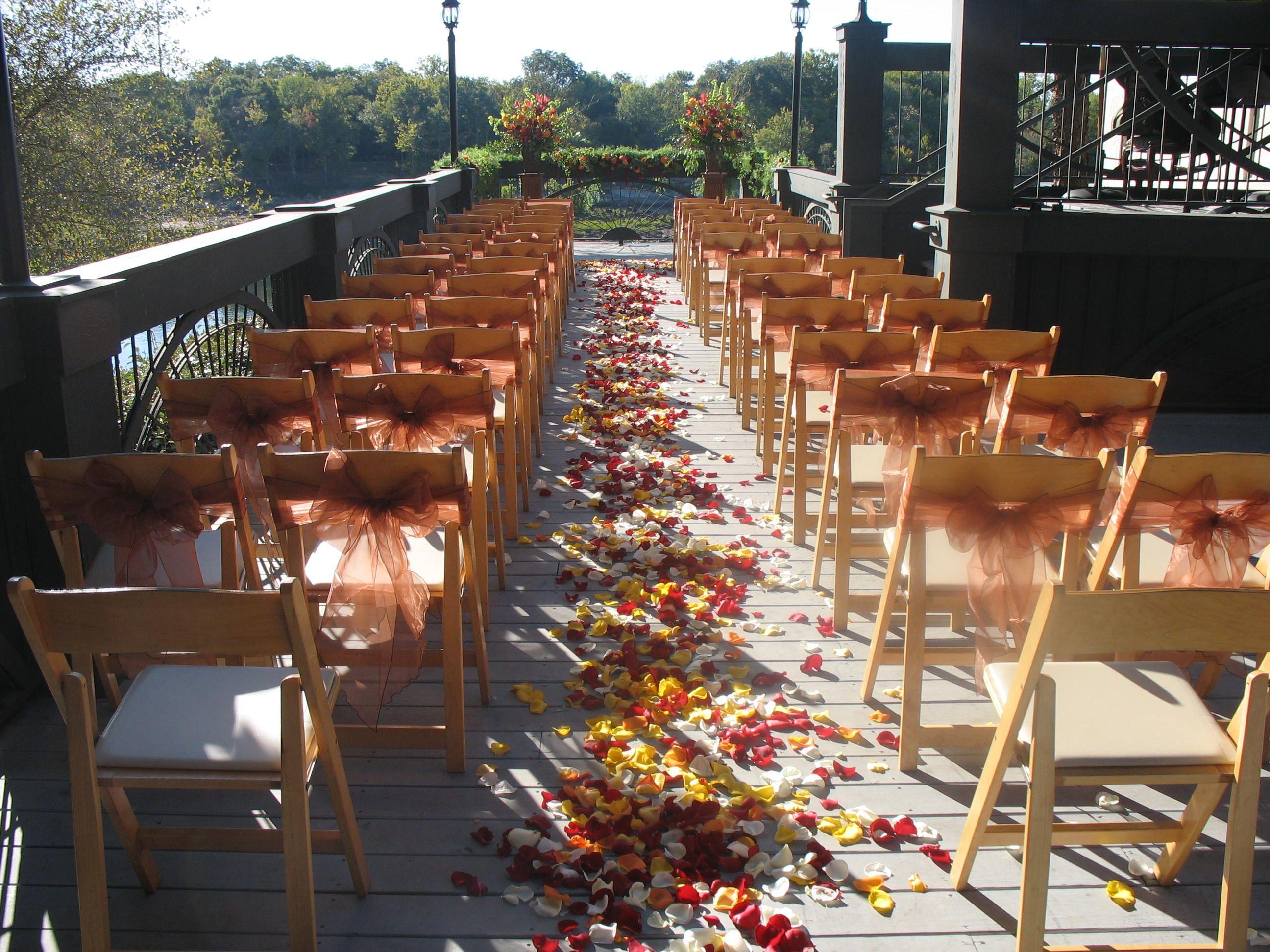 Beautiful Outdoor Wedding Venue The Chattahoochee River Club