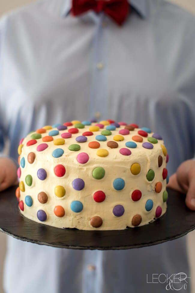 Surprise Inside Torte Zum Kindergeburtstag In 2020 With Images Inside Cake