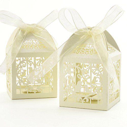 50 PCS Lovebirds Laser Cut Candy Gift Boxes With Ribbon W... https://www.amazon.co.uk/dp/B01FART6YI/ref=cm_sw_r_pi_dp_vVKMxbZWJRKYH