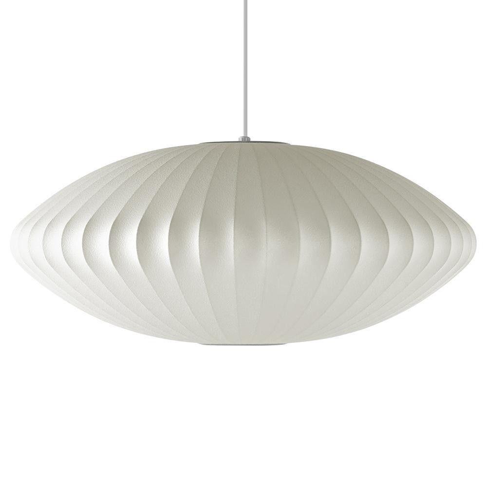 Herman Miller Nelson Saucer Pendant Lamp By Design Within Reach Nelson Bubble Lamp Modern Pendant Light Pendant Lamp