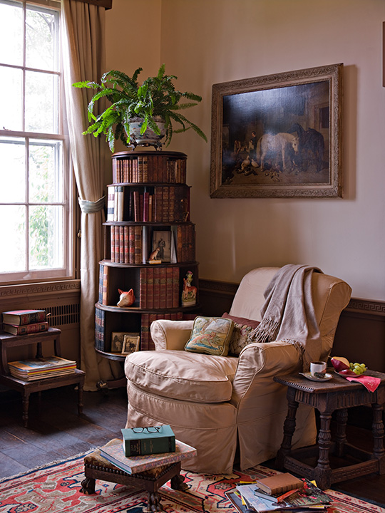 English Country House Drawing Rooms: Drawing Room, Manor House At Ladew Gardens Now, That's A