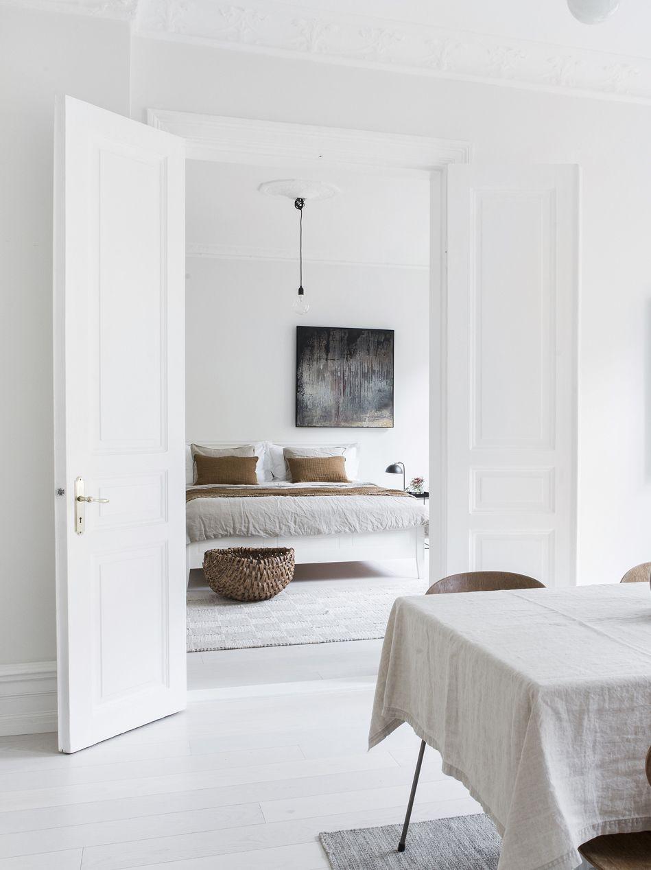 Bright Home With Warm Details   Via Coco Lapine Design Blog Home Design Ideas