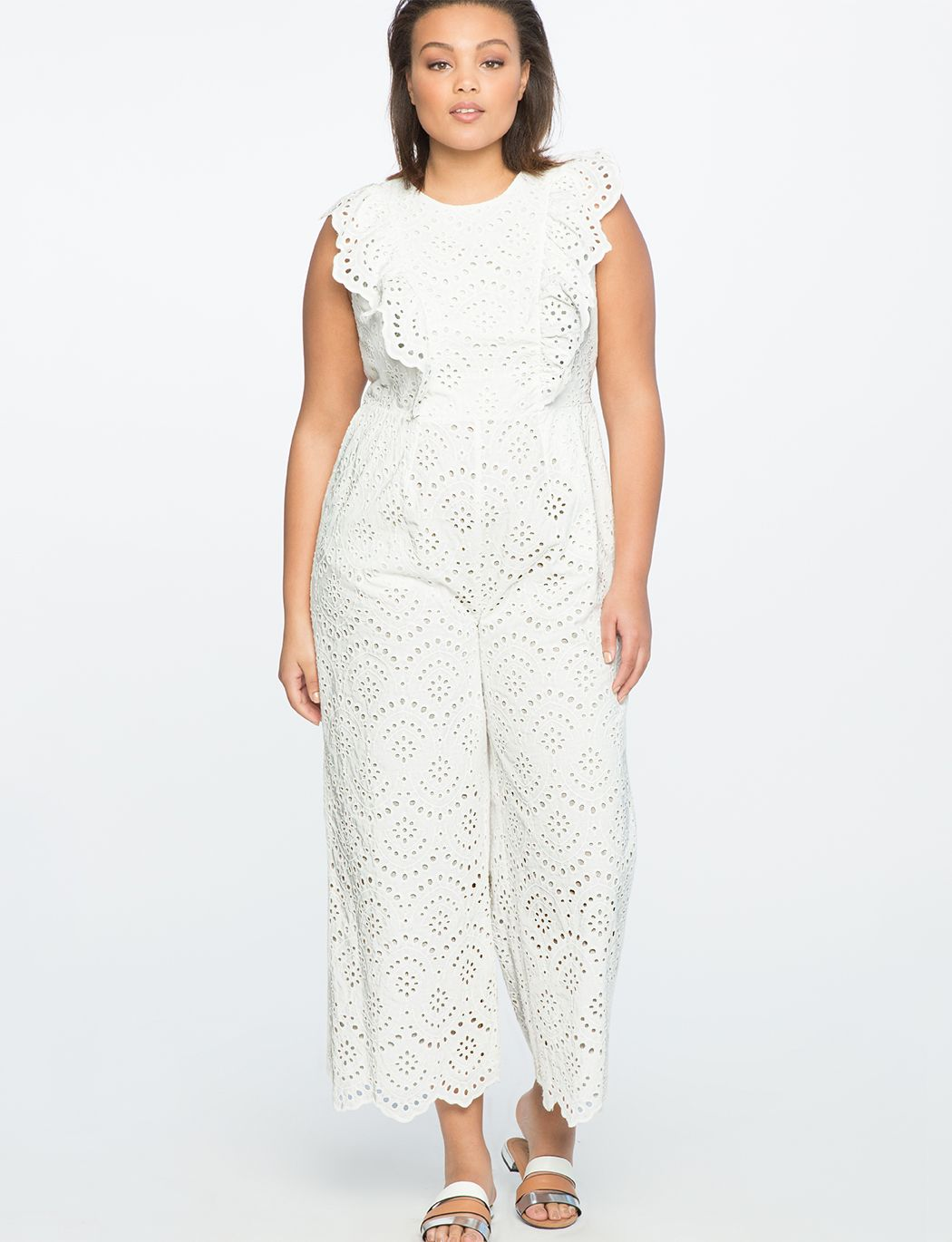 5036254b643 Looking for a cute jumpsuit  Check out of favorite 10 plus size finds for  you to rock this season!