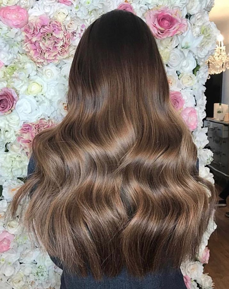 22 Inch Blondette Brunetteclip In Hair Extensions Beauty Works Hair