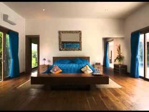 Contemporary master bedroom design decorating ideas