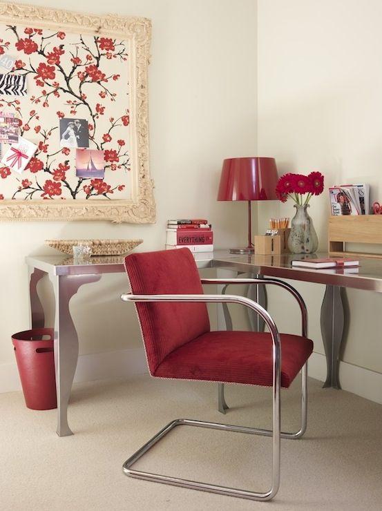 Sarah Richardson Design - dens/libraries/offices - ICI Dulux - Soft ...
