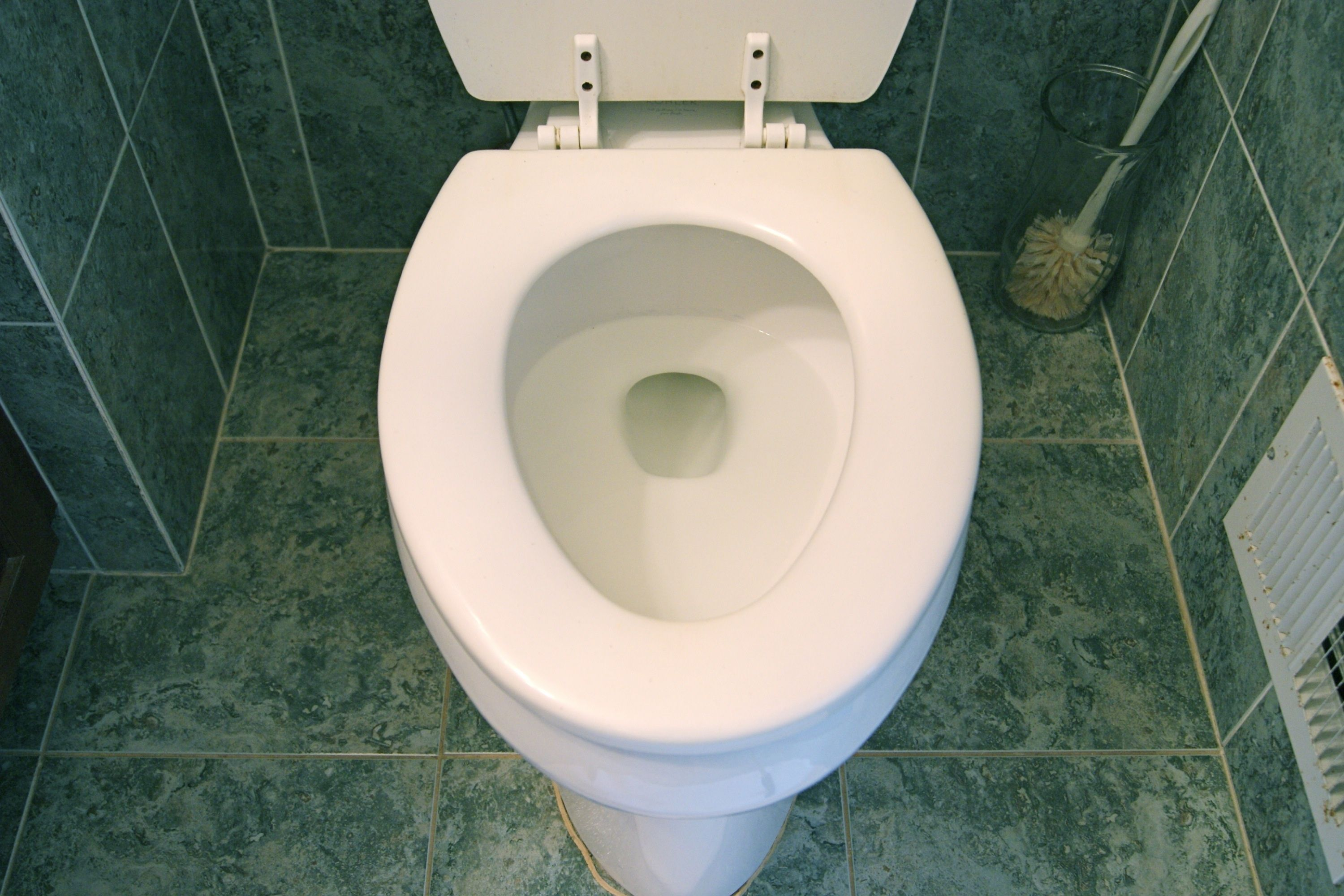 How to Clean a Badly Stained Toilet Bowl Pinterest Toilet bowl
