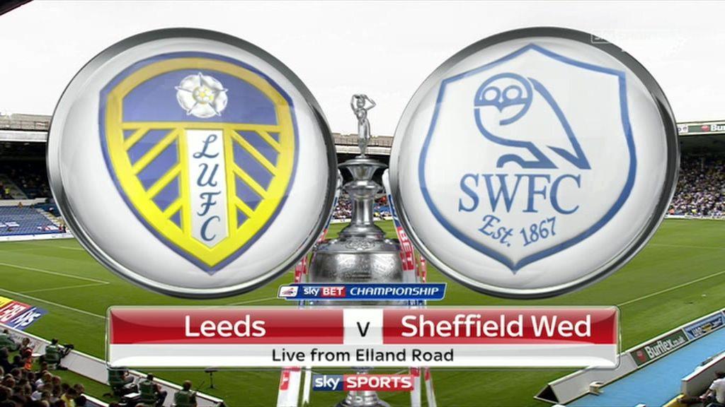 Follow Prediction Today Efl Championship Match Leeds United Vs Sheffield United Live Stream At Ellan Leeds United Sheffield United Sheffield