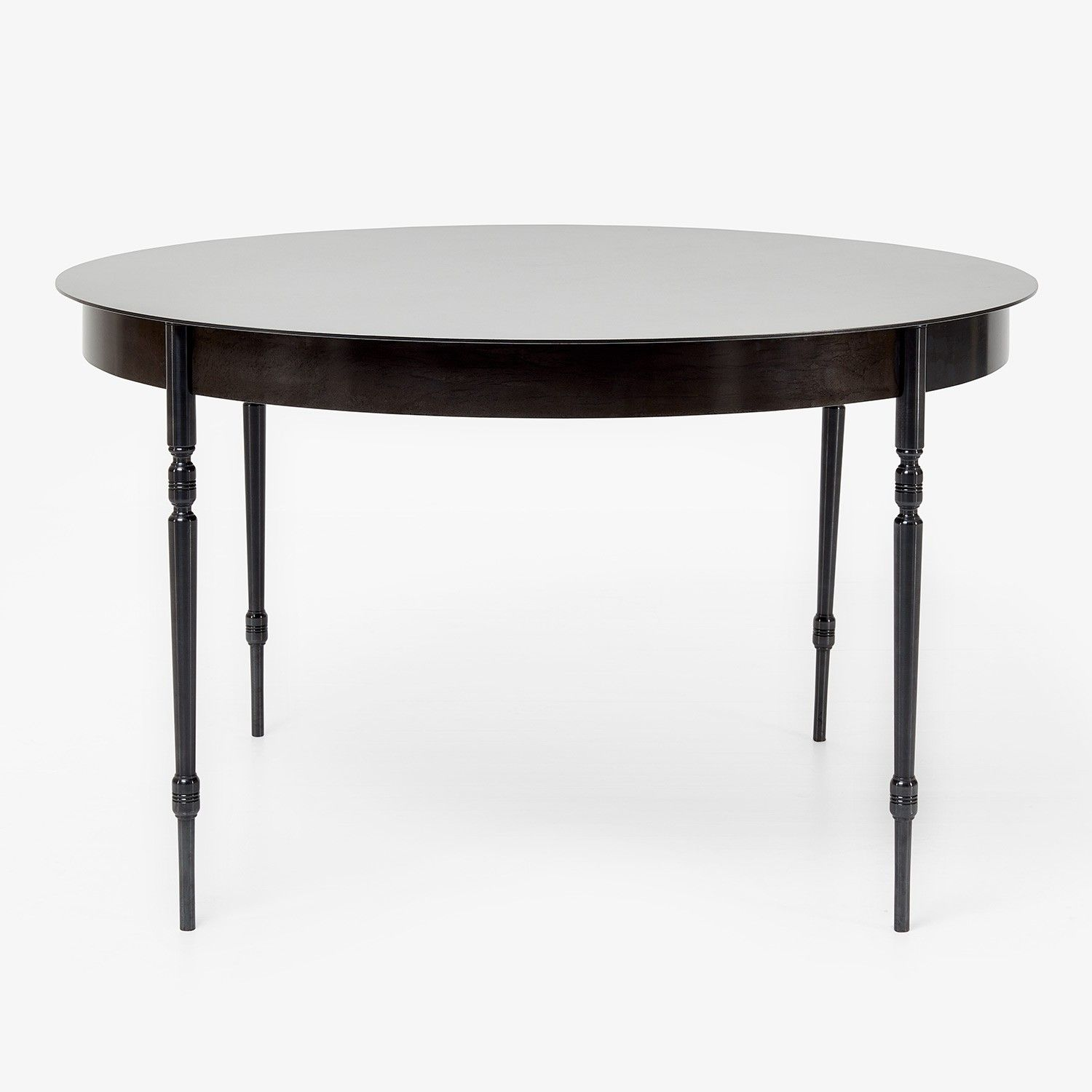Discover The Gregor Jenkin Turned Round Dining Table At ABC Carpet Home Full Of Depth This Is Crafted From Hand Selected Scrap