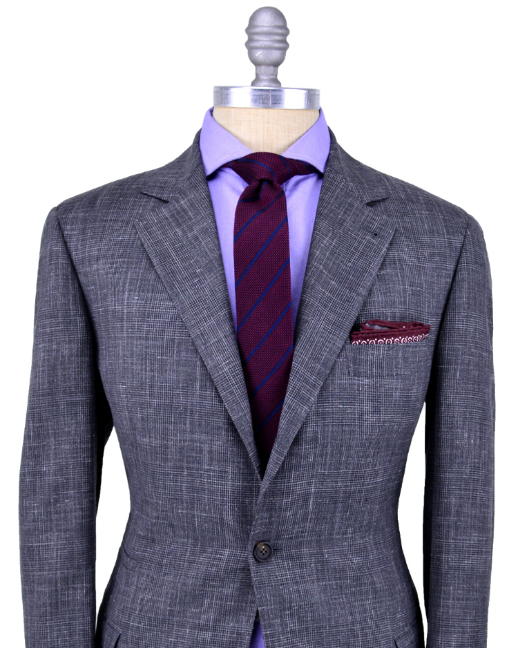 BRUNELLO CUCINELLI because the fiancé wants purple themed wedding ...