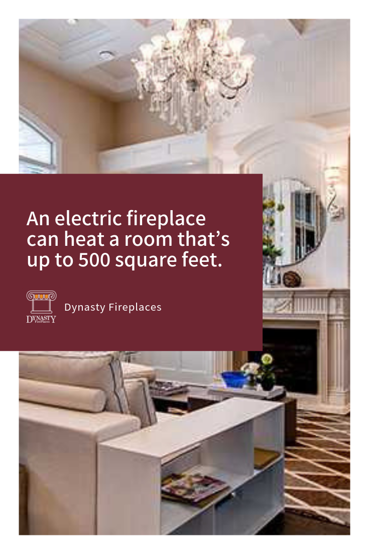 Electric Fireplaces May Not Get As Much Heat As Gas Fireplace But