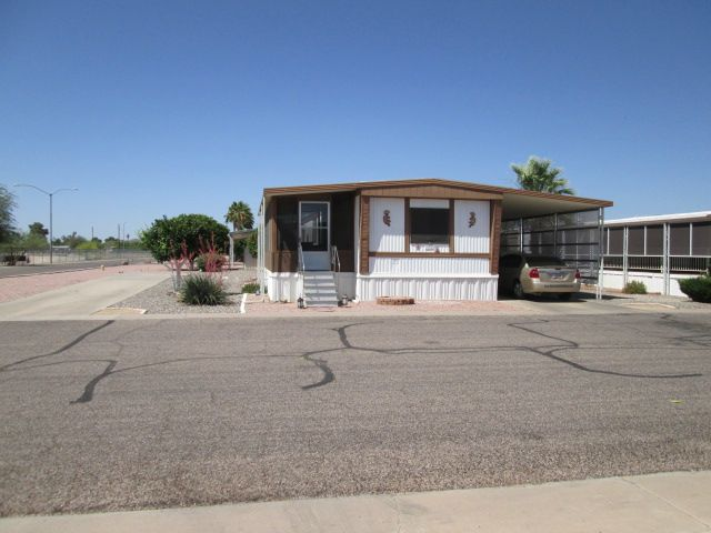 front of home 1981 flamingo mobile manufactured home in phoenix rh pinterest com