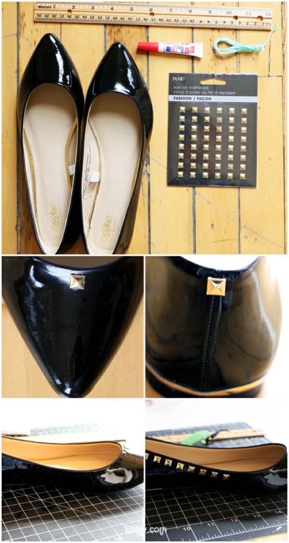 Schuhe Selber Machen Pfiffige Diy Ideen Fur Ihre Sommerschuhe