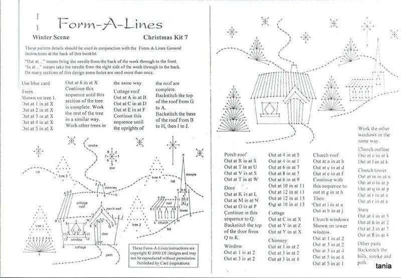 Christmas-kit-7-Winter-scene.jpg | Cards | Pinterest | Tarjetas ...