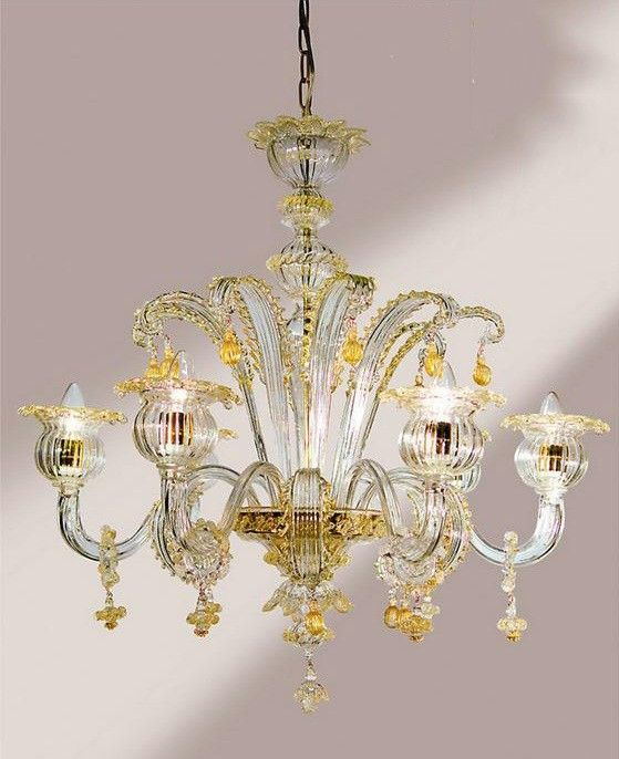 Murano Glass Chandelier 387 Murano Glass Chandelier Murano