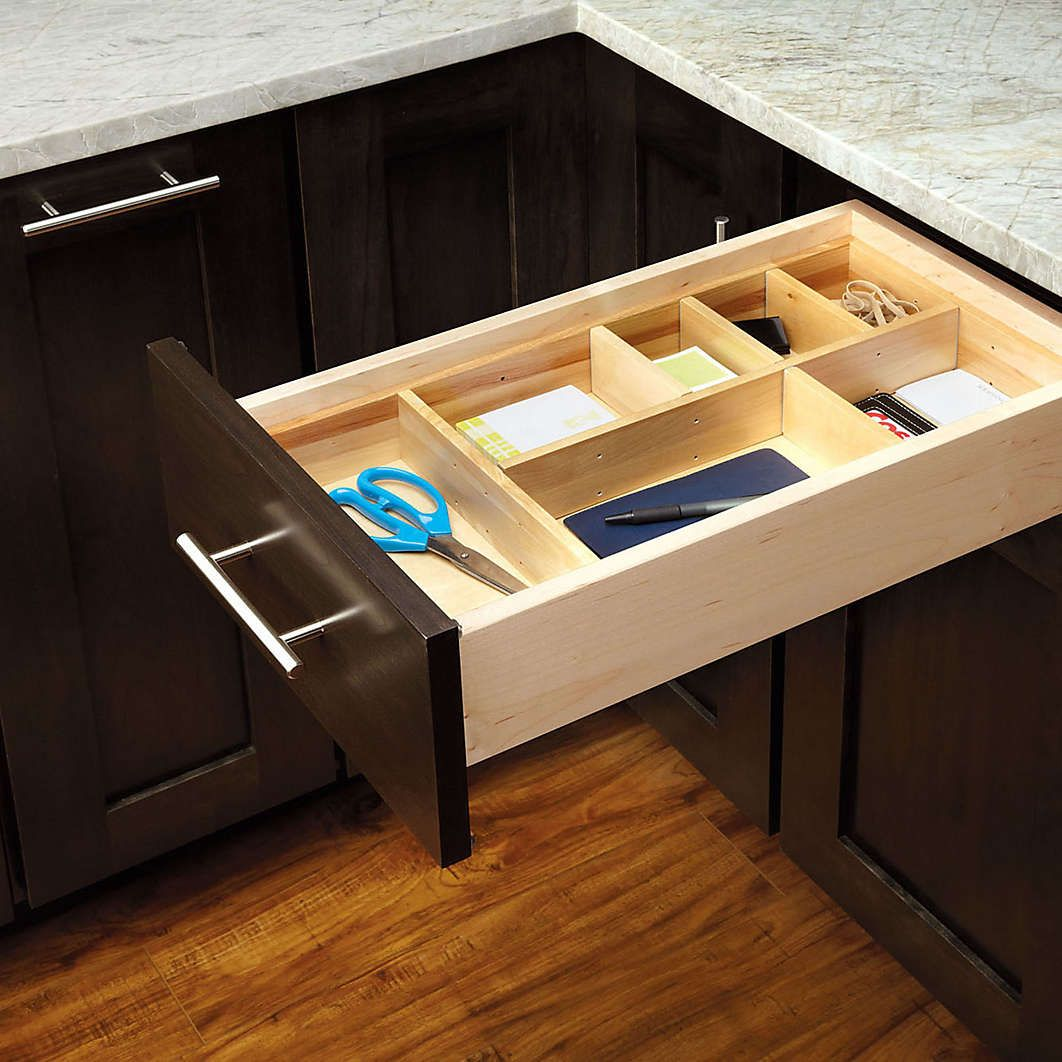 Kitchen Drawer Organizer Bed Bath & Beyond in 2020