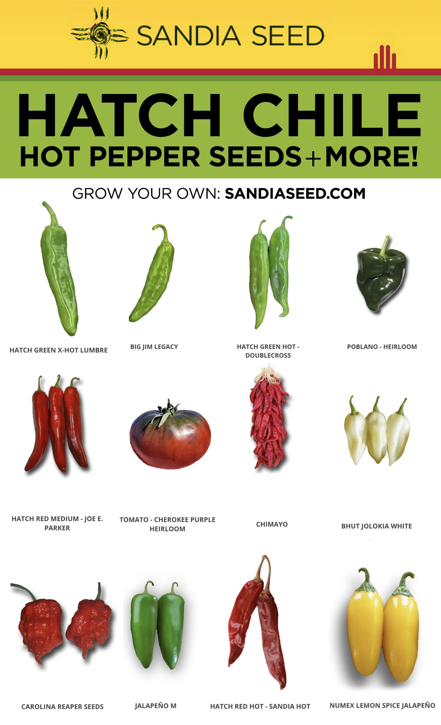 We Peppers Check Out Our Beloved Collection Of Super Hot Peppers Hatch Chile Seeds And Heirloom Toma Stuffed Peppers Hot Pepper Seeds Stuffed Hot Peppers