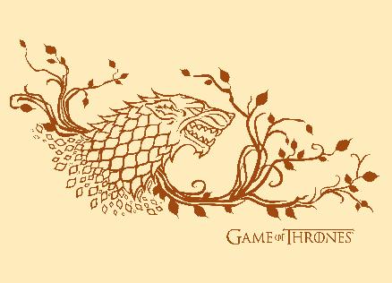 Sansa Stark Sigil Design Png 438 316 Stark Sigil House Stark Sigil Winterfell Aesthetic