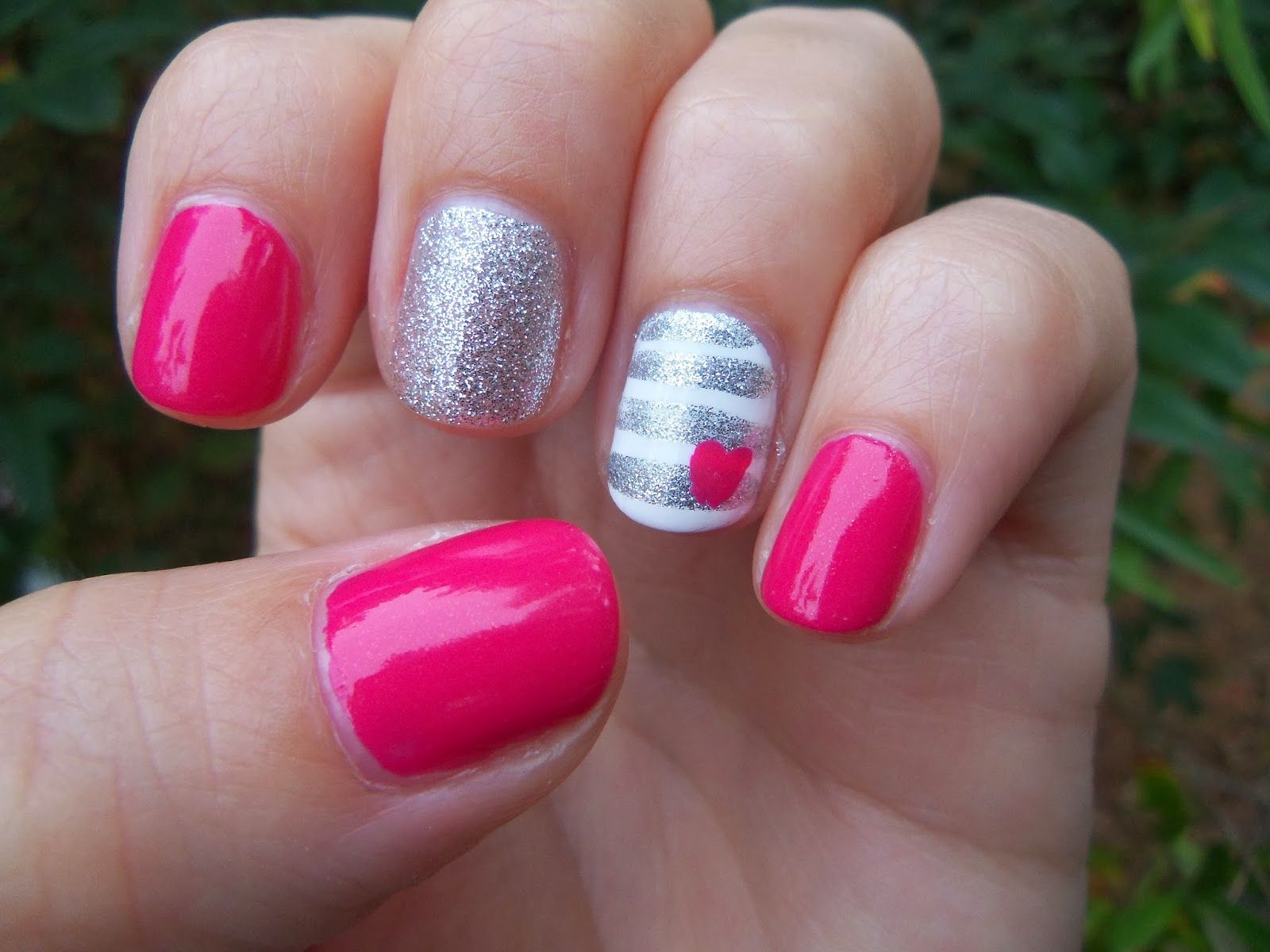 Kids design: Cute new nail designs for your kids Easy Nail Art For ...
