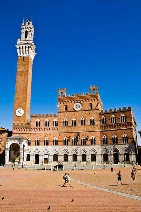 #Siena #Tuscany #Italy