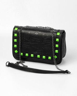 Abbey Dawn von Avril Lavigne Rockstar Cross Body Handtasche rotschwarz