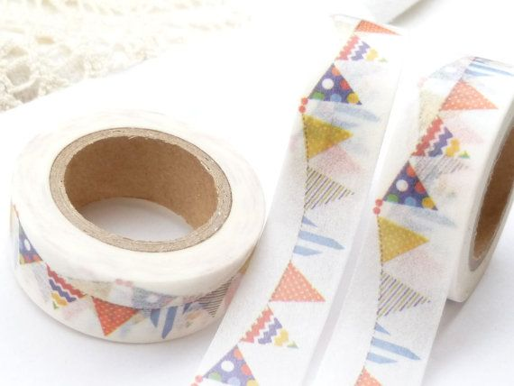 Hey, I found this really awesome Etsy listing at https://www.etsy.com/listing/202578856/colorful-birthday-banner-washi-tape-aa