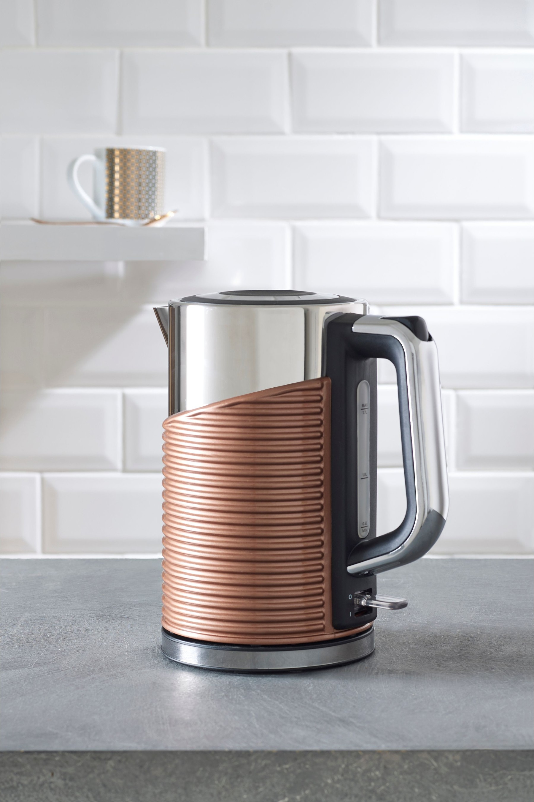 Next Kettle Copper in 2020 Kettle, Kettle and toaster