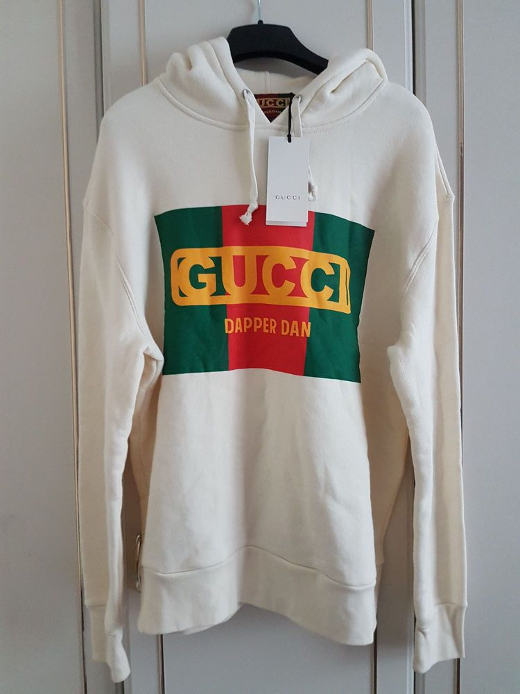 top-rated official excellent quality newest collection Gucci Dapper Dan Hoodie (100% Authentic) (Read Desc ...