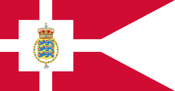Standard of the Crown Prince of Denmark