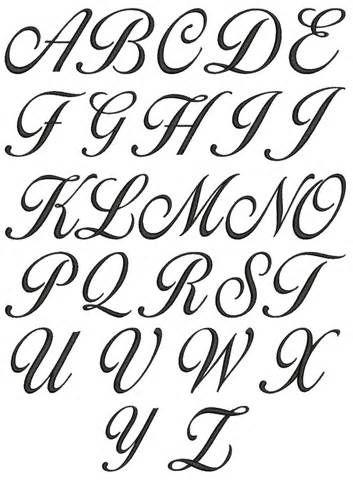 Josh In Cursive : cursive, Cursive, Alphabets, Lettering, Fonts, Alphabet,, Tattoo, Alphabet