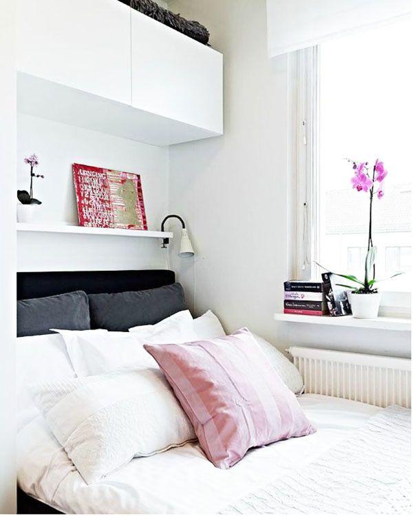 Tips deco 6 ideas para decorar dormitorios peque os en - Muebles casal valencia ...