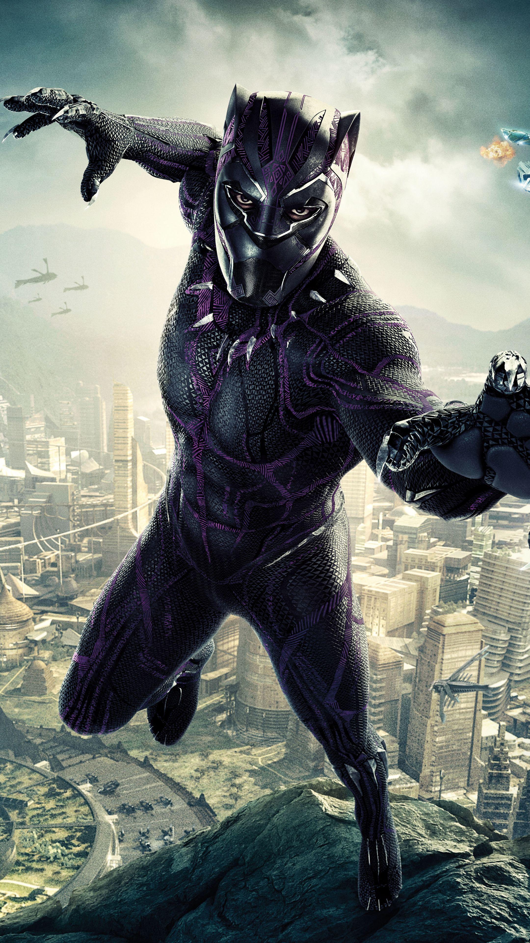 Black Panther Wallpaper 4k Iphone 3d Wallpapers Black Panther Hd Wallpaper Black Panther Images Black Panther Superhero