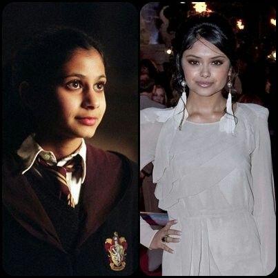 """PARVATI PATIL  Sitara Shah (Londres, Inglaterra, 21 de junio de 1991) • Interpretó a Parvati en """"HP y el Prisionero de Azkaban"""""""