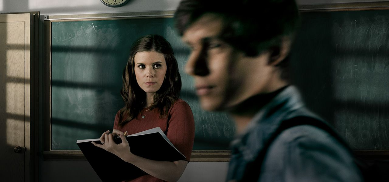 A Teacher Explores The Complexities And Consequences Of A Predatory Relationship Between A Female Teacher And Her Male H Nick Robinson Newest Tv Shows Tv Shows