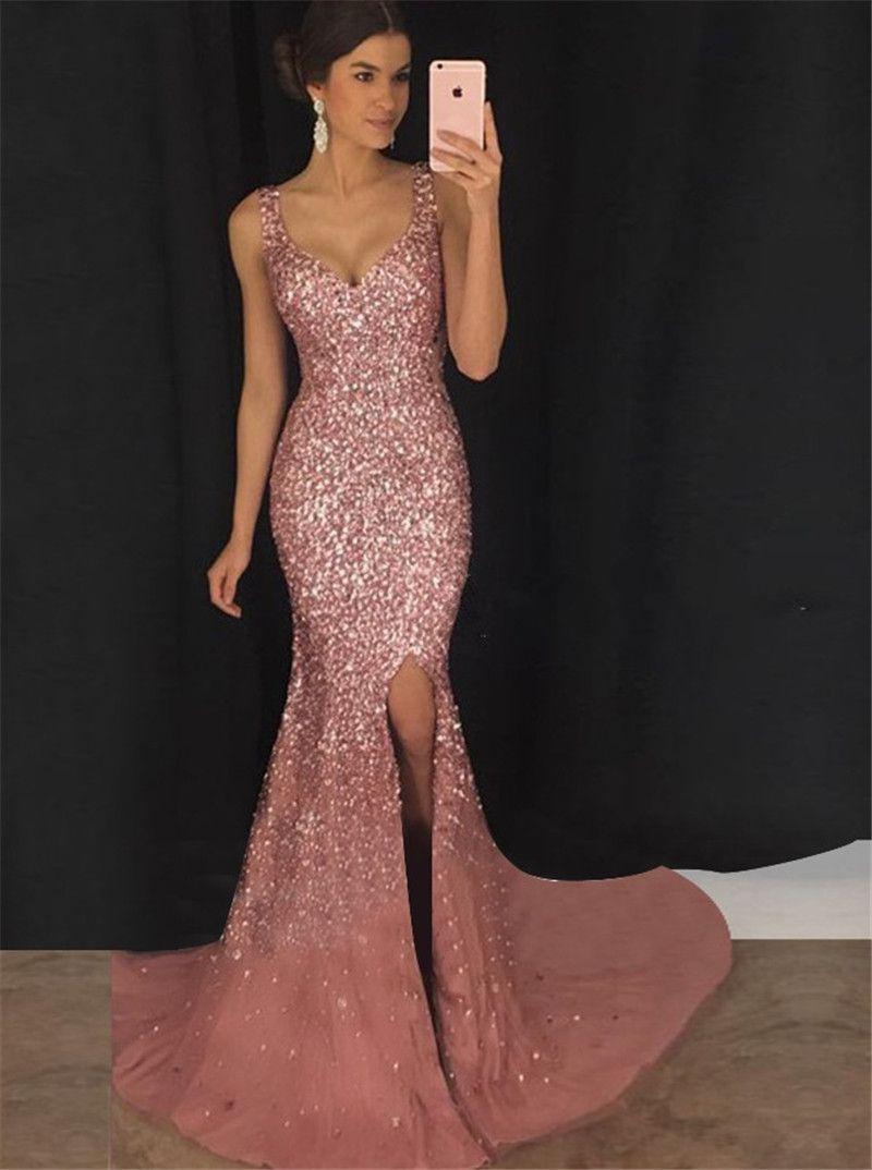 Pin On Mermaid Evening Dresses [ 1074 x 800 Pixel ]