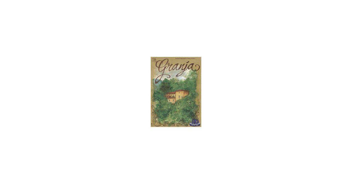 La Granja, in deutscher Sprache (Spiel)