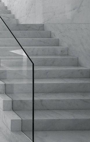 Wir bieten Ihnen die exklusive #Naturstein #Treppen, die nicht nur - exklusives treppen design