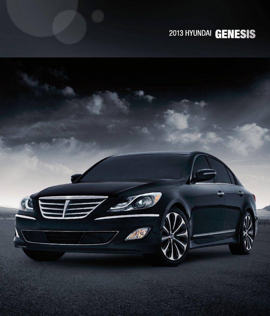 2013 Hyundai Genesis Sedan transporting your neighbors