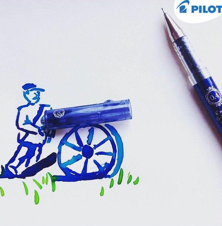 Zbrane hromadného písania sú už pripravené! Môžeš vyraziť do školských lavíc :) #happywriting #school #penweapon #creative