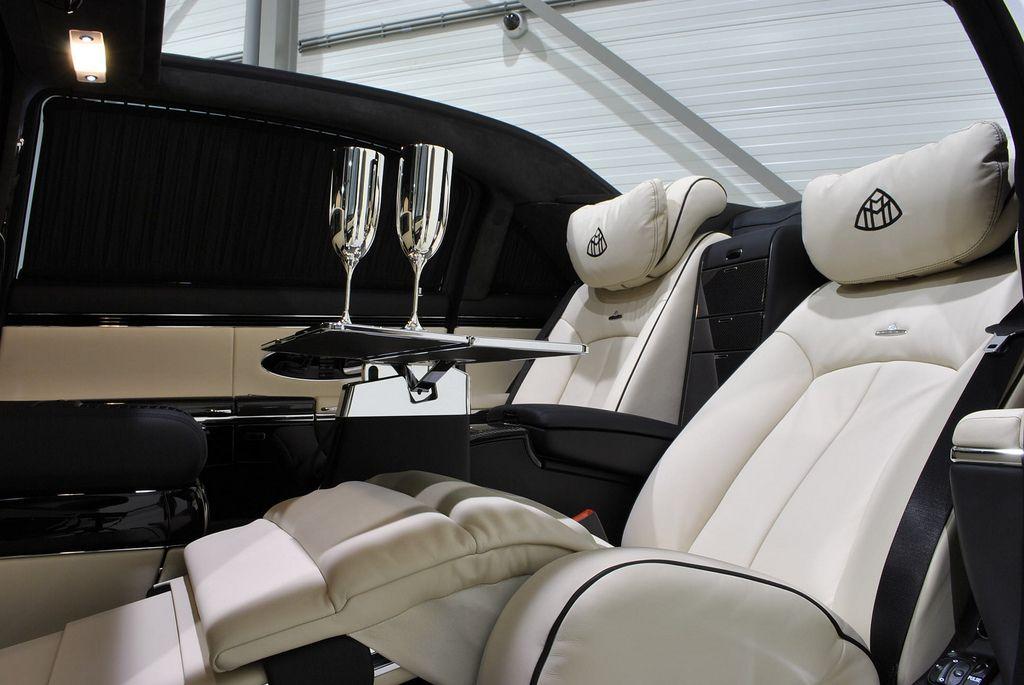 Maybach Landaulet · Luxury Cars ...