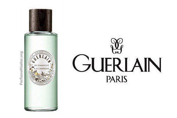 Un Campagne A News La Dimanche Perfume Guerlain Fragrance BxdeCo