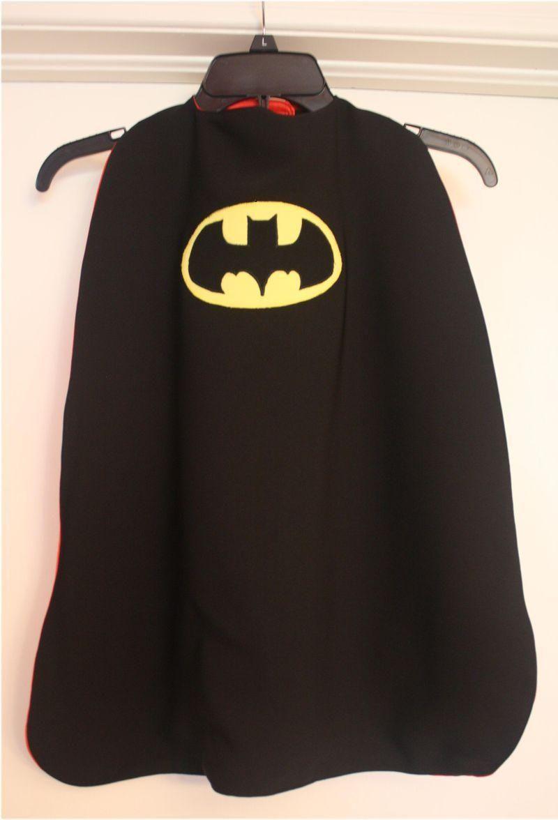 DIY Tutorial: DIY Batman Costume / DIY Batman Cape - Bead&Cord ...